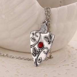 Ketting The Vampire Diaries Bennet amulet