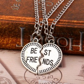 Ketting best friends rand